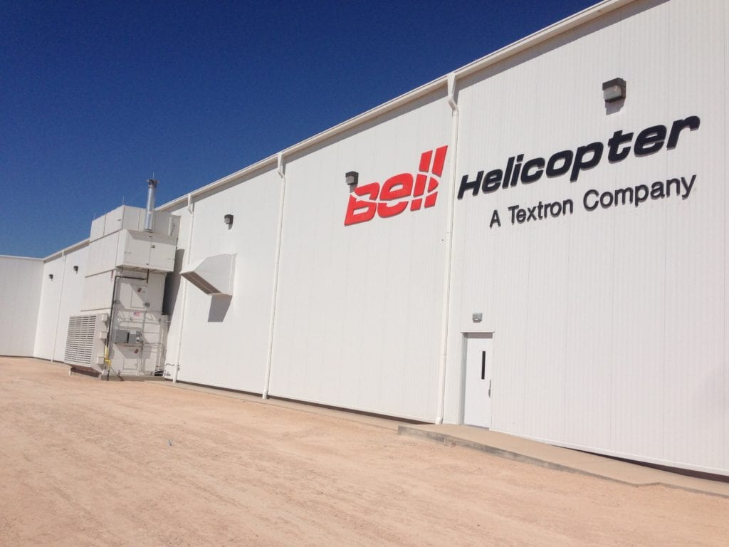 Bell Helicopter Building 525