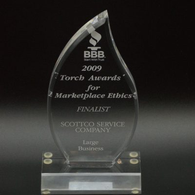 2009 BBB Torch Award Finalist